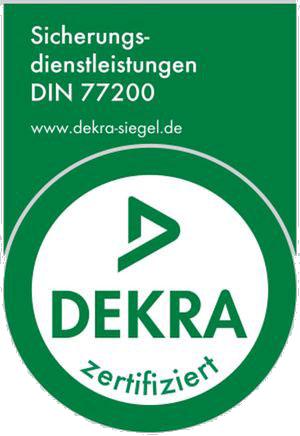 Dokumentierter Qualitätsnachweis für Sicherheitsdienstleistungen nach DIN 77200