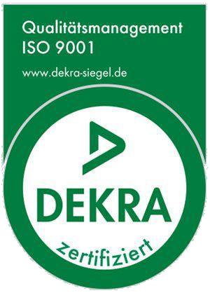 Konstante Qualität sichern mit einer Zertifizierung des Qualitätsmanagements